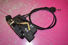 MERCEDES W163 ML 320 AUTO OSR REAR DRIVER SIDE DOOR LOCK