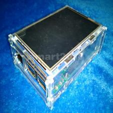 Clear Shell Case Box for Raspberry Pi B+ / Raspberry Pi 2 DIY Screen Install