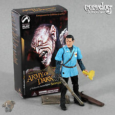 Army Darkness Ash Evil Dead Palisades S-Mart Bruce Campbell Action Figure 2005