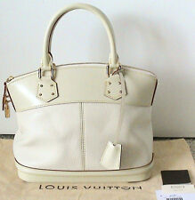 AUTH Louis Vuitton Suhali Lockit PM Goat Leather Tote THE ONLY NEW ONE ON EBAY!