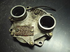 1991 91 SKI DOO 521-536 ROTAX SNOWMOBILE ENGINE ROTARY VALVE OIL PUMP COVER
