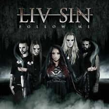 LIV SIN - FOLLOW ME   CD NEU