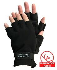 NEW GLACIER GLOVE ALASKA RIVER FINGERLESS FISHING GLOVE SIZE MEDIUM FREE US SHIP
