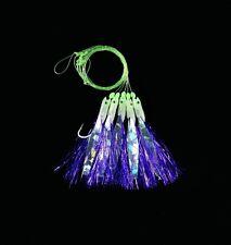 DEGA Makrelenvorfach Super Leuchtstreifen Hg.3/0