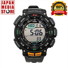 CASIO PRO TREK PRG-240-1JF Triple Sensor Outdoor Sport Watch JAPAN PRG-240-1