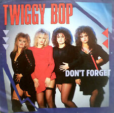 "7"" 1987 PARTY KULT ! TWIGGY BOP : Don´t Forget /MINT-"