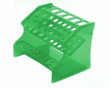 XTREME RACING ACRYLIC TOOL CADDY STAND GREEN  XTR1850G TRAXXAS LOSI RTR MUGE