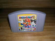 Mario Party 3 (Nintendo 64, 2001) N64 Adult Owned Fast Shipping