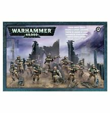 Warhammer 40k Imperial Guard Cadian Shock Troops  NIB