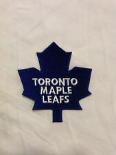 Toronto Maple Leafs Logo NHL Hockey Canada Hat Embroidered Iron On Jersey Patch