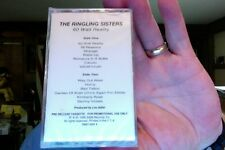 The Ringling Sisters- 60 Watt Reality- new/sealed promo cassette tape