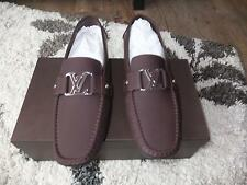 Louis Vuitton Monte Carlo Mokassin Schuhe Shoes