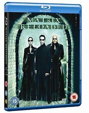 The Matrix Reloaded (Keanu Reeves) **NEW & SEALED** BLU RAY