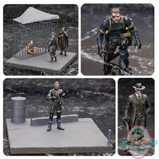 Metal Gear Solid V Ground Zero Set Plastic Model Kit Kotobukiya