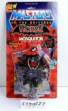 MOTU, Mosquitor, Ultimate Battleground, Masters of the Universe, MOC, carded,