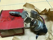 Honda CB93-CB125 CB96-CB160 CL160 Combination Ignition Switch Lock Set NOS Japan