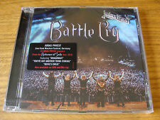 CD Album: Judas Priest : Battle Cry : Waken Festival 2015 Reedemer Of Souls Tour