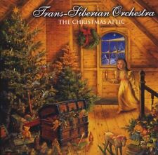 TRANS-SIBERIAN ORCHESTRA CD - CHRISTMAS ATTIC (2002) - NEW UNOPENED