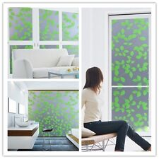 60*90cm Home Office Privacy Frosted Frosting Removable Glass Window Film PVC W