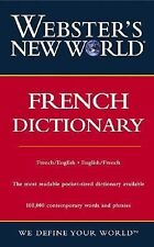 Webster's New World Pocket French Dictionary by Chambers Harrap Publishers Staff