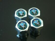ARMY AIR CORPS MILITARY CAR TYRE VALVE CAPS