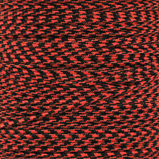 New Paracord 275 lb Tactical 4 Strand Parachute cord 25 ft, 50 ft, 100 ft