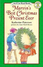 Marvin's Best Christmas Present Ever (I Can Read Book 3) Paterson, Katherine Pa