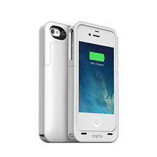 Mophie Juice Pack Air 1500 mAh Battery Bank Cover for Apple iPhone 4 4G 4S