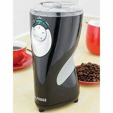 Judge Coffee Electric Bean Grinder 12 Cup Capacity 200w Motor - JEA42