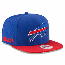 BUFFALO BILLS 2016 NFL NEW ERA SIDELINE ORIGINAL FIT 9FIFTY SNAPBACK HAT CAP