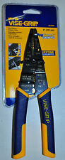 IRWIN VISE GRIP Multi-Tool Wire Stripper / Crimper / Cutter 8 Inches.