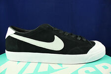 NIKE SB ZOOM ALL COURT CK BLACK WHITE 811252 001 SZ 9