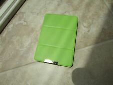 "FYY Amazon Kindle Wi-Fi E Ink 6"" Tablet HARD Back Stand Book Folio Case Green"