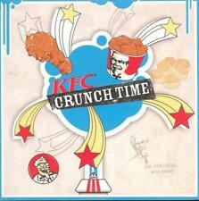 KFC Crunch Time PROMO PC CD fast food chain chicken Colonel Kentucky game RARE!