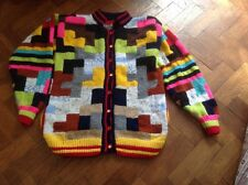 hand knitted cardigan a one off design new