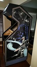Atari Star Wars Arcade Side Art