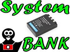Batteria POTENZIATA LI-12B LI-10B LI-10C DB-L10 per OLYMPUS STYLUS 300 400 410