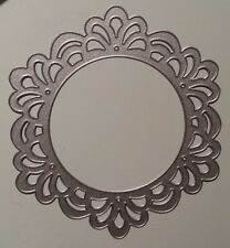 Sizzix Die Cutter  DECORATIVE FRAME Thinlits fits Big Shot Cuttlebug