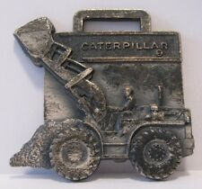 Caterpillar Wheel Loader Pocket Watch Fob PATTEN TRACTOR & EQUIPMENT  IL & IN