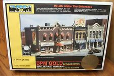DESIGN PRESERVATION MODELS NIGHT LIFE N SCALE BUILDING KIT