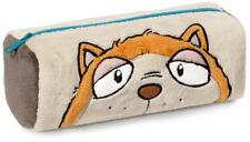 Nici 39041 Stiftemäppchen Comic Cats Katze Hungry orange 20x8 cm