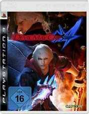 Playstation 3 DEVIL MAY CRY 4 DEUTSCH Neuwertig