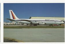BCF Zaire Boeing 707-441 Aviation Postcard, A717