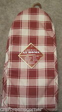 Small Appliance Blender Cover Red Plaid Checkered Quilted