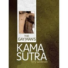 The Gay Man's Kama Sutra, Terry Sanderson, Very Good Book
