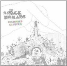 The Savage Nomads - Coloured Clutter (NEW CD)