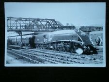PHOTO  LNER GRESLEY CLASS A4 4-6-2 60007 IR NIGEL GRESLEY AT DONCASTER 23/5/59