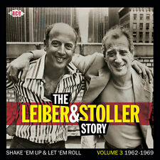 The Leiber & Stoller Story: Shake 'Em Up & Let 'Em Roll Vol 3 1962-1969 (CDCHD 1