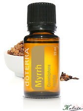 doTerra Myrrh Essential Oil 15ml - New and Sealed - Free shipping