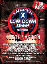 Low Down Deep – A Decade Of – X